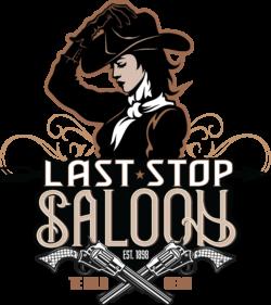 Last Stop Saloon logo