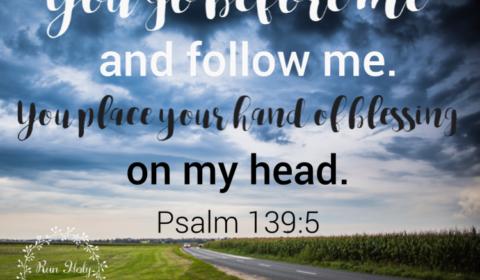 The God Impulse Runholy podcast God's blessing on life choices
