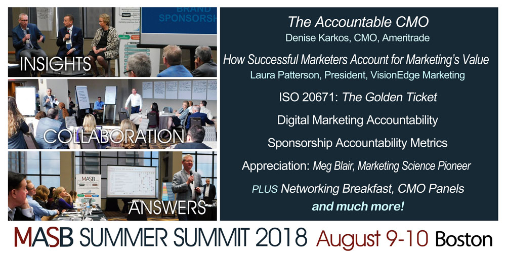 MASB Summer Summit 2018 Boston