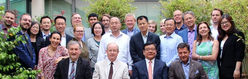 Fifth Plenary Meeting of ISO/TC289, Milan, Italy, June 2018