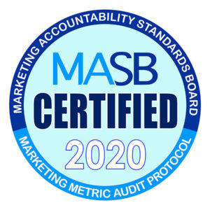 marketing metric certification