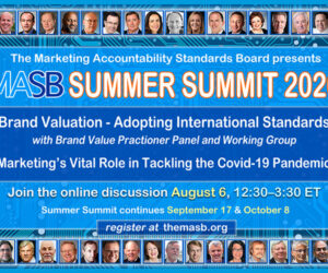 Brand Value Subject of Summer Summit Session 1 TOMORROW