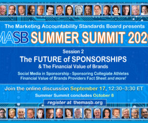 Future of Sponsorships to be Topic at Summer Summit Pt 2