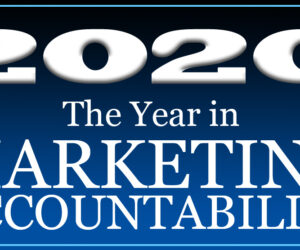2020: The Year in Marketing Accountability