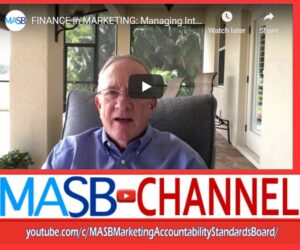 MASB CHANNEL WEEKLY FEATURE: Managing Intangible Assets
