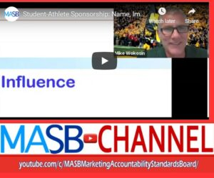 MASB CHANNEL WEEKLY FEATURE: NIL and Influence