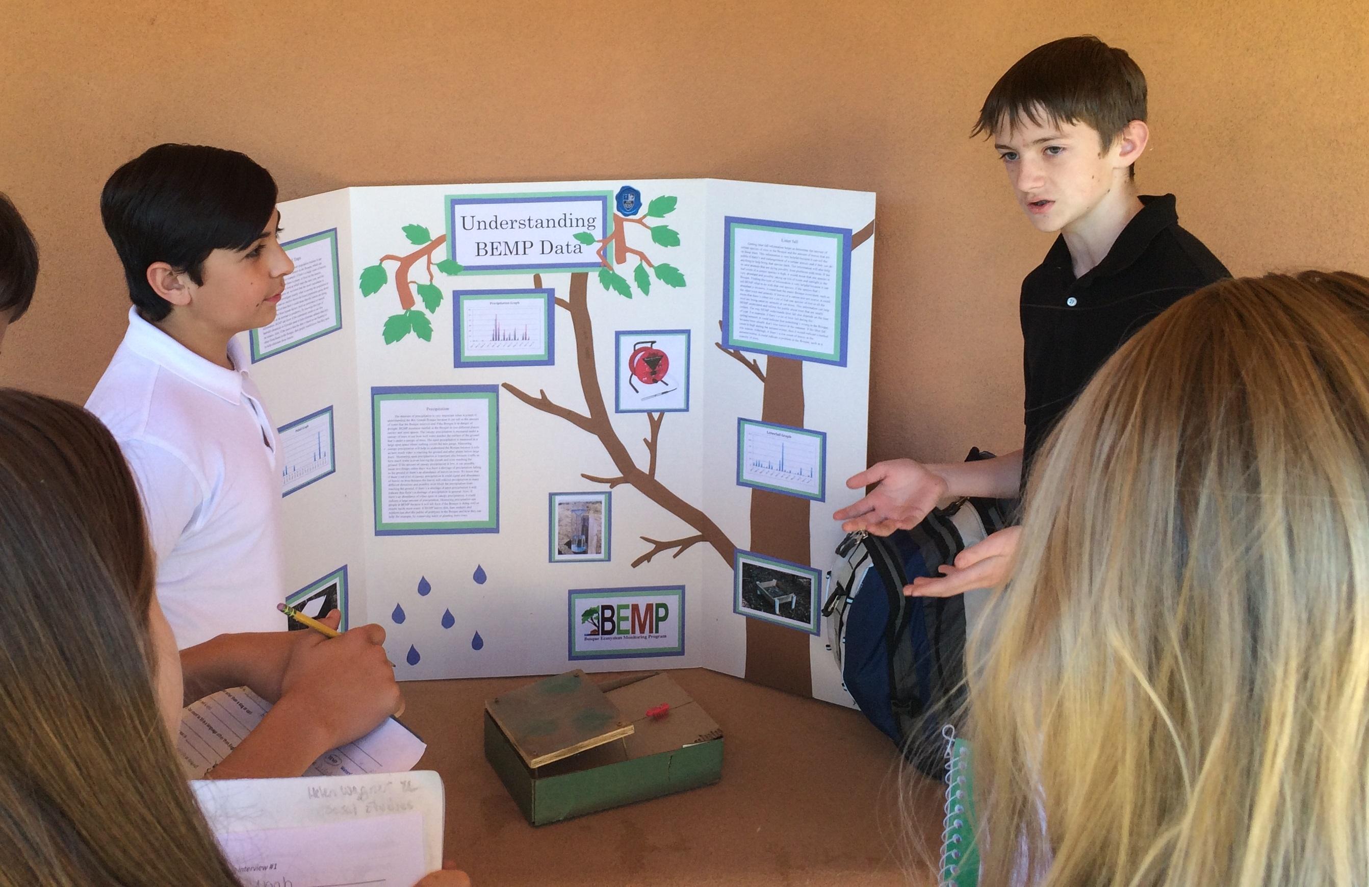 Student Presentation for BEMP Congress