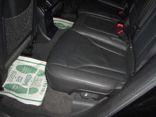 Rear Seat Left