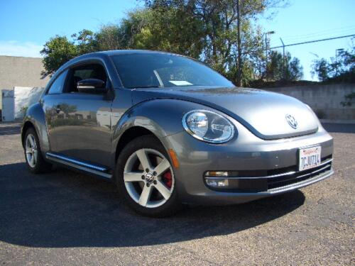 2013 VW Beetle 2.0T Automatic Clean Title California Car