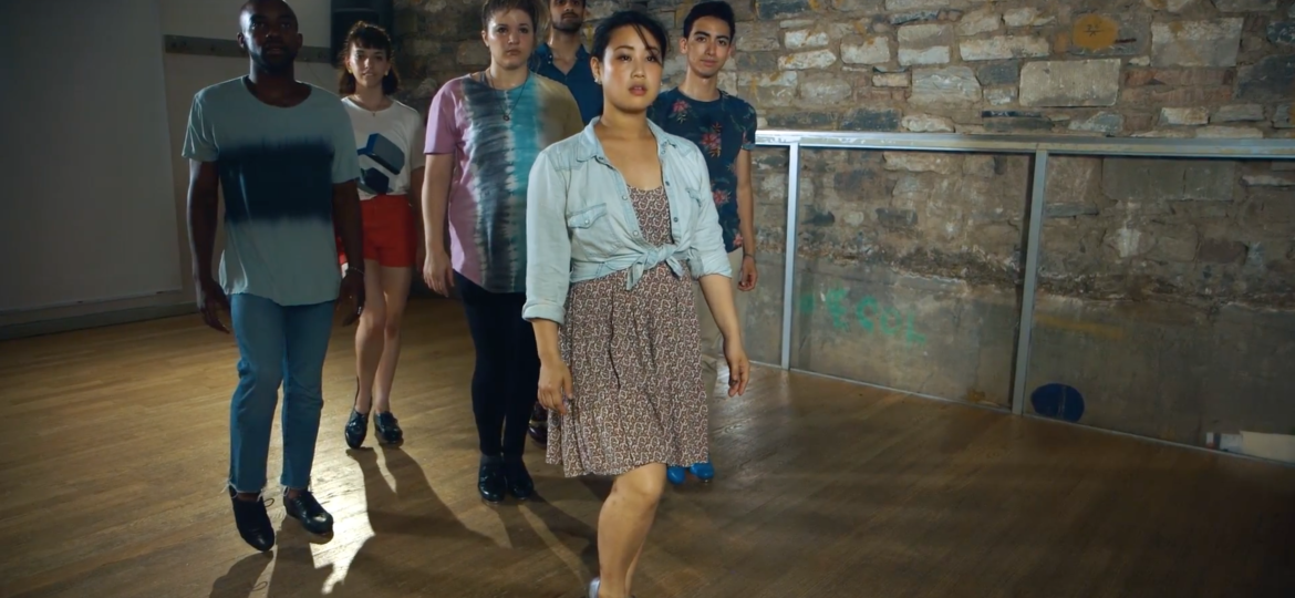 """""""Why We Tell This Story"""" (from """"Once on This Island"""") Tap Dance Cover"""