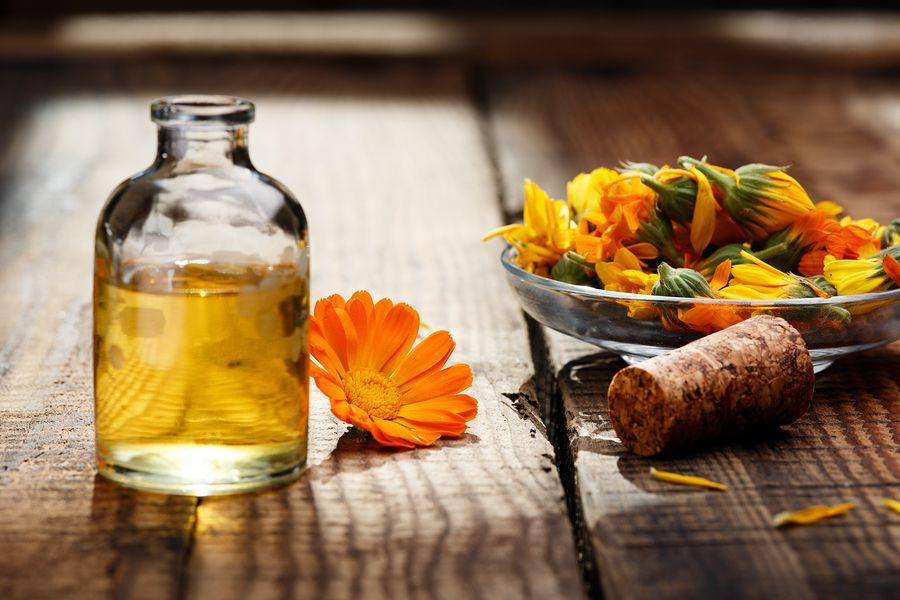 calendula oil for skin