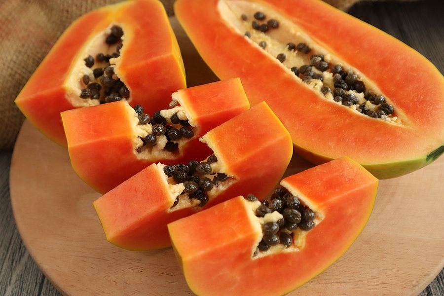 papaya enzyme for skin