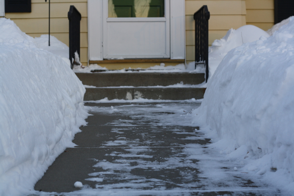 snow piles 2 - shorts and longs - julie rybarczyk1