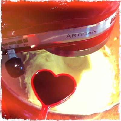 Valentine's Vanilla Shortbread