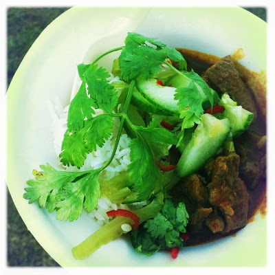 photo of lamb curry