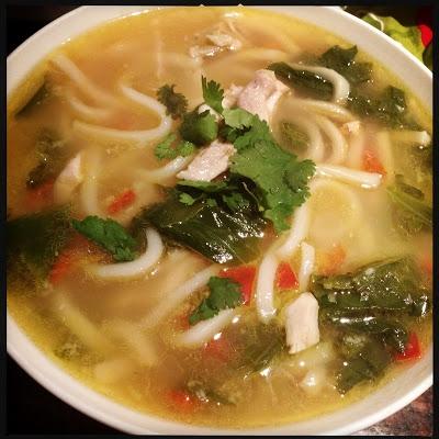 photo of Thai soup
