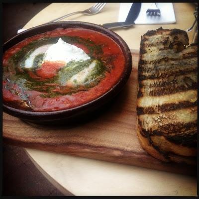 photo of egg dish