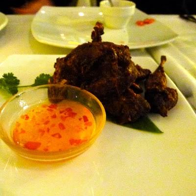 Thai quail