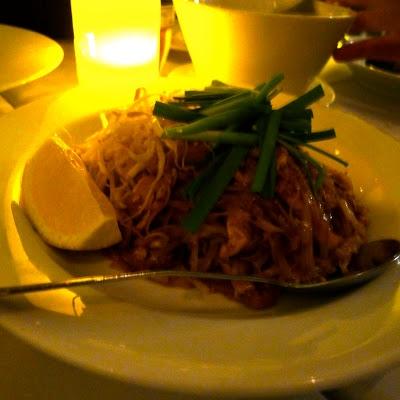 photo of pad Thai