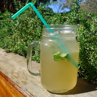 photo of ginger beer