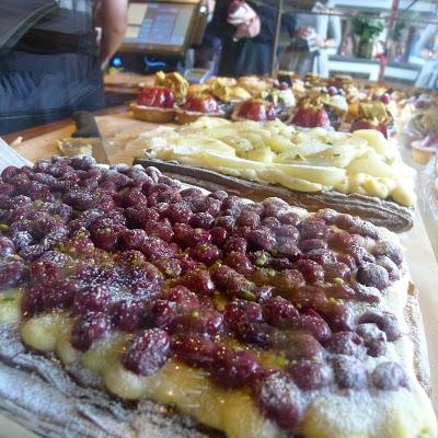 photo of pastries
