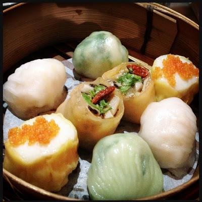 photo of dumplings
