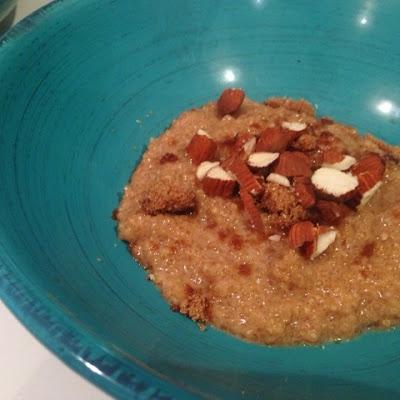 photo of quinoa porridge