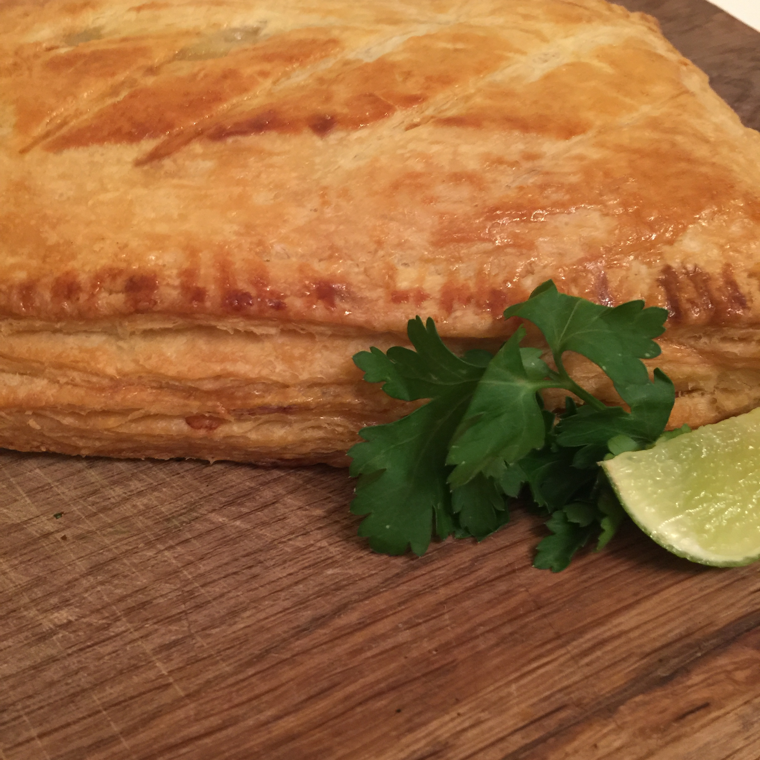 Smoked Mackerel Pie