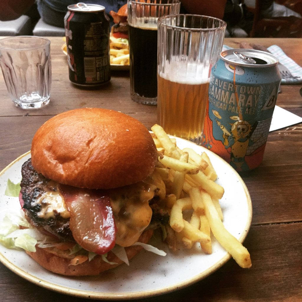 The Grey Horse – Burger