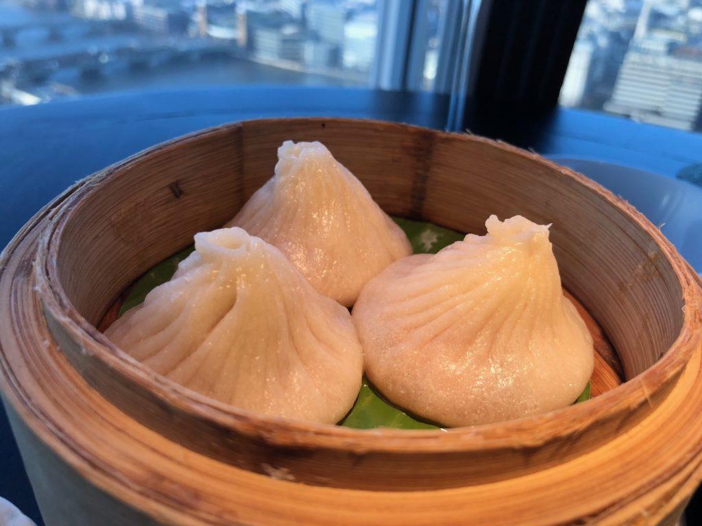 photo of Chinese dumplings
