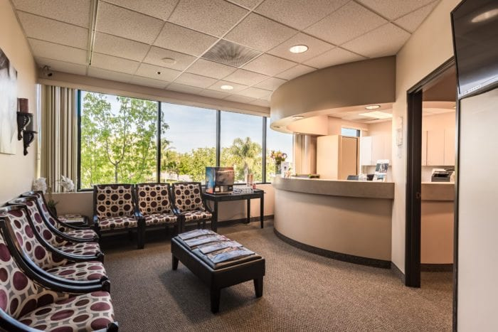 bay cities dental group office interior