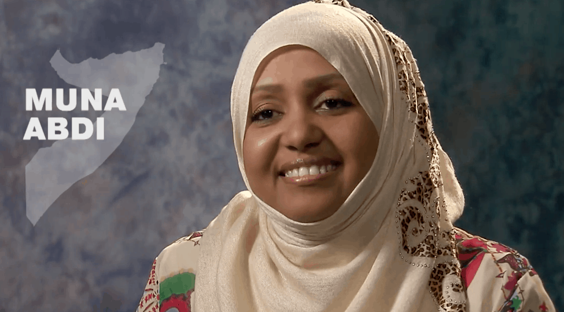 Finding Refuge in KC | Muna Abdi