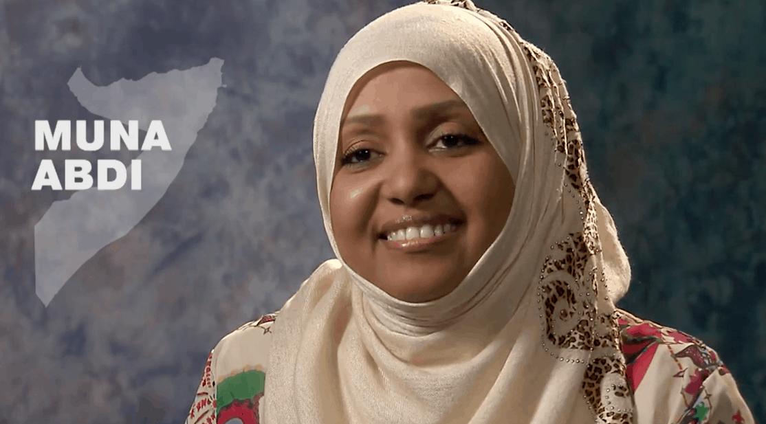 Finding Refuge in KC   Muna Abdi