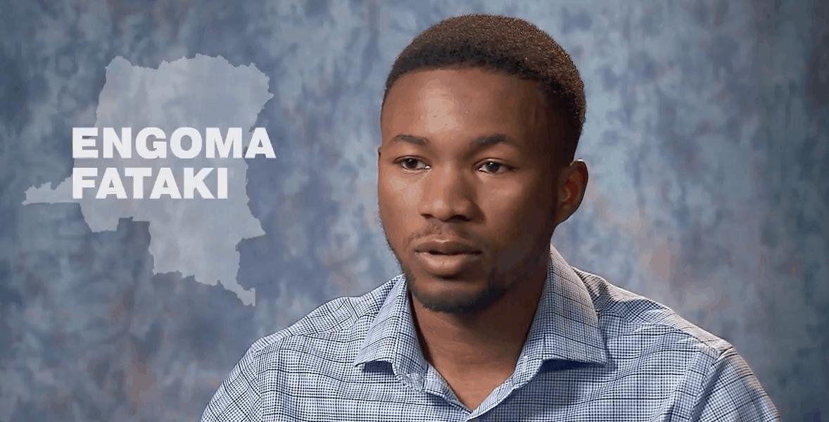 Finding Refuge in KC   Engoma Fataki