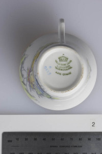 Teacup 2 - bottom