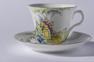 Teacup set #2 - front shot