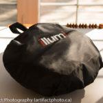 Illumi light tent in bag