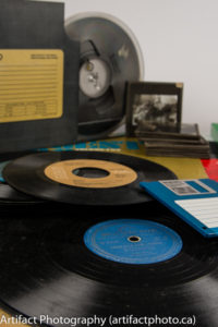Audio formats through the years
