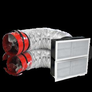 Trident Pro Series QC TRI 5.5 Fan