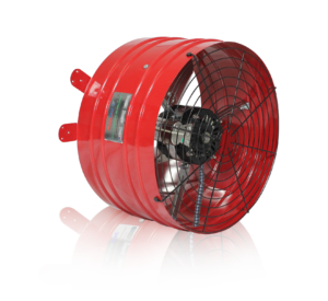QuietCool Gable Mounted Attic Fan - AFG Pro 3.0