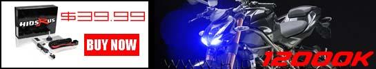Yamaha YZF-R6 S 12000K HID Kit