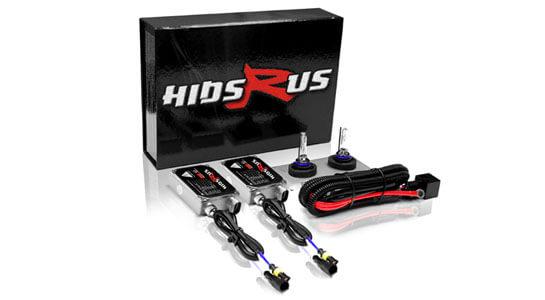 35W HID Kit