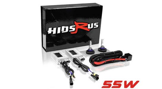 55W HID Kit