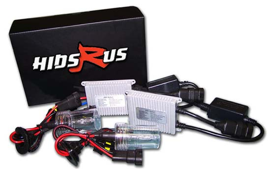 Brightest H11 6K HID Kit