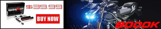Yamaha YZF-R6 S 8000K HID Kit