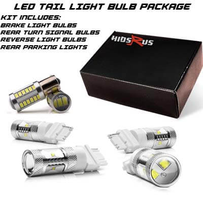 Nissan 240EX LED Brake light Bulbs