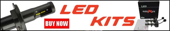 KTM 660 SMS LED Headlights