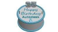 Happy Birthday Autodesk!