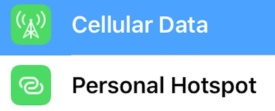 How to Change Wi-Fi Personal Hotspot Password on iPhone or iPad