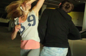Abduction on Vimeo Women's Self Defense Krav Maga Martial Arts in Austin TX